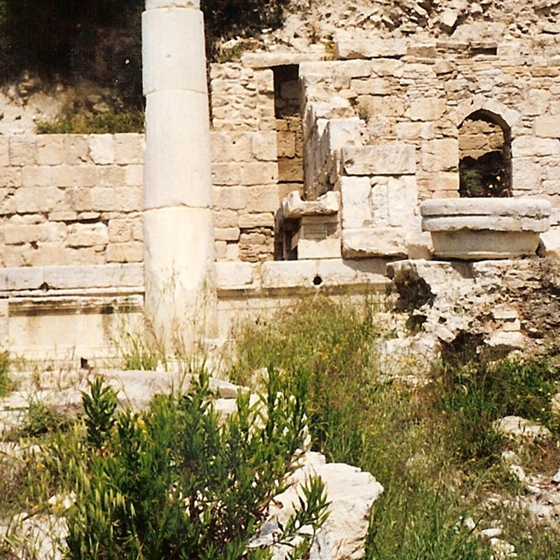 Amuthus Ancient Ruins