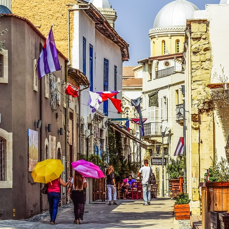 Limassol Old Town (Limassol District)