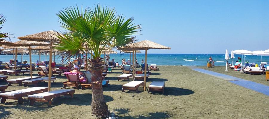 Parekklisia Community Beach